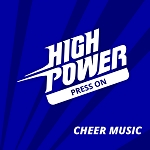 Cheer Dance Music - Press On (Digital Download)