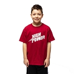 High Power Red T-Shirt