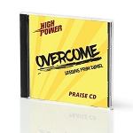 Overcome Music CD