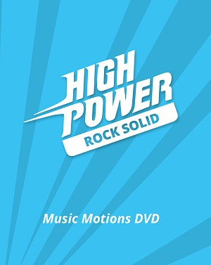Rock Solid Music Motions DVD